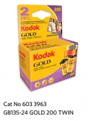 Kodak GOLD 200  GB 135-24      2-Pack
