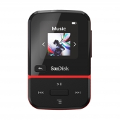 SanDisk Clip Sport Go Red 16GB
