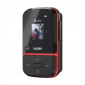 SanDisk Clip Sport Go Red 32GB