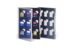 Gepe Card Safe Store SD transparent