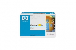 HP 642A Toner, yellow