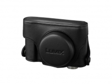Panasonic Camera Bag Leather black
