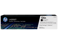 HP 126A Toner, black