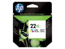HP 22XL Ink Cartridge tricolor