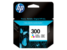 HP 300 Ink Cartridgetricolor