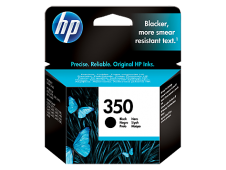 HP 350 Ink Cartridge black