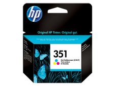 HP 351 Ink Cartridge tricolor
