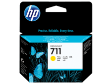 HP 711 Ink Cartridge yellow