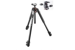 Manfrotto 190XPRO3 Alu + X-Pro Neiger