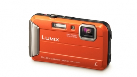 Bild - Panasonic DMC-FT30EG-D orange