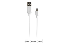 Spada Ladekabel Lightning Apple 1m white