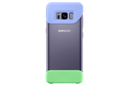 Samsung 2Piece Cover S8 violet & green