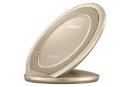 Samsung AFC Wireless Charger Stand gold