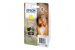 Epson T378 Claria Ink Yellow