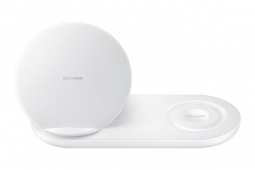 Samsung AFC Wireless Charger Duo white