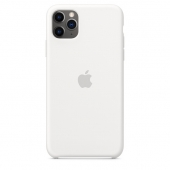 Apple iPhone 11 Pro Max Silicone Case wh