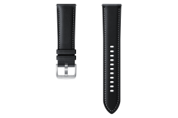 Samsumg Stitch Leather Band 22mm black