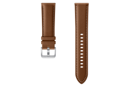 Samsumg Stitch Leather Band 22mm brown
